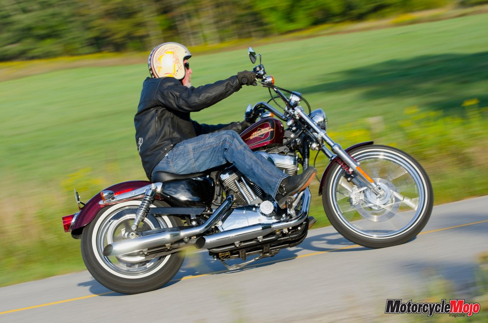 Harley-Davidson Seventy Two Review and Test Drive