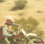 Racing in dusty memories