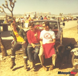 Dusty Memories Ron and Tom in Pits