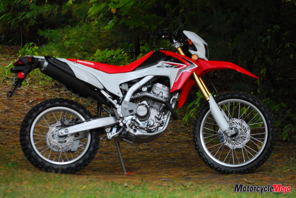 Honda Crf250l 2013 Review And Test Drive