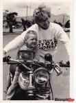 Mary McGee 1969 Baja 500 team Cycle World Motorcycle Mojo April 2013