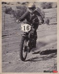 Mary McGee 1973 or 1974 Baja 1000 Can-Am 175 Motorcycle Mojo April 2013