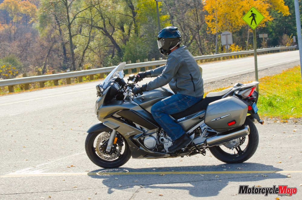 2013 Yamaha Fjr1300 Motorcycle Review And Test Drive