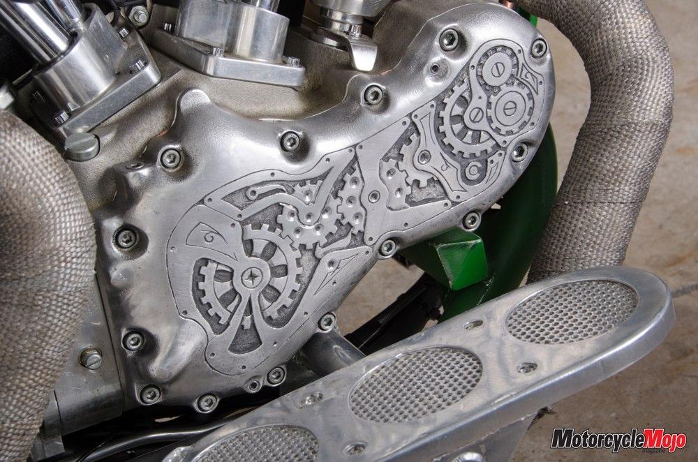 Motorcycle Mojo Jsp Super Tenere on Super Tenere Exhaust