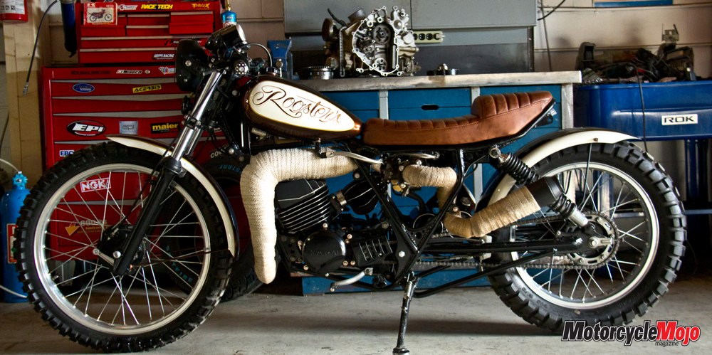 01 Rooster Feature Bike Motorcycle Mojo August 2013