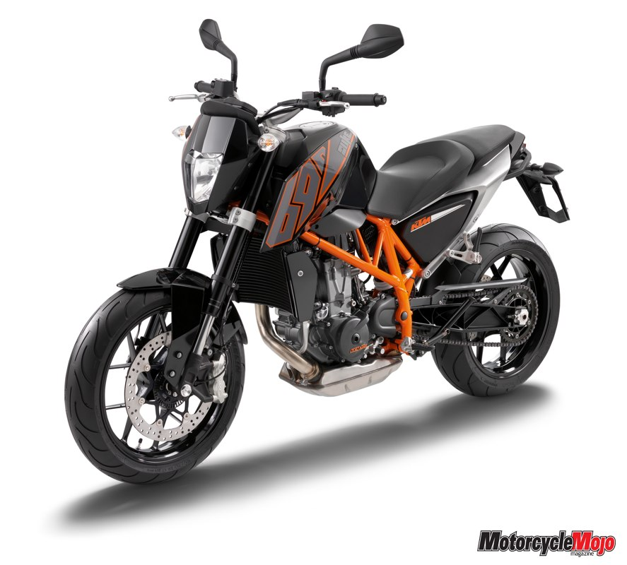Ktm 690 Duke Review And Test Drive With Motorcycle Mojo