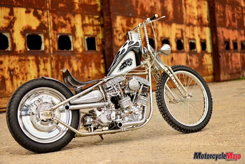For Motorcycle fans: Chopper