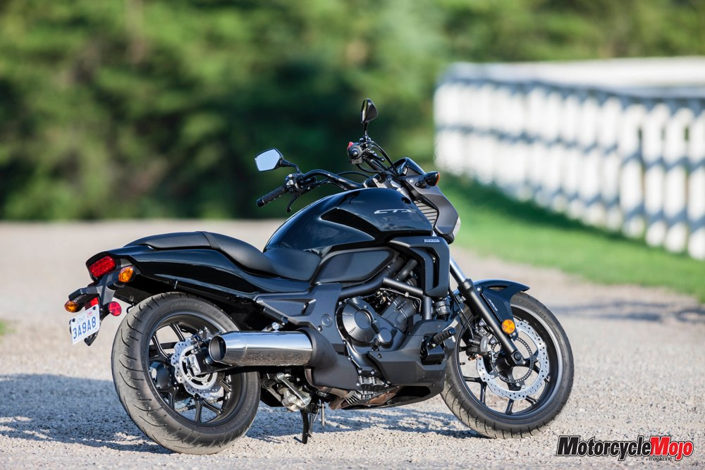 Honda Grom Review >> Review of the 2014 Honda CTX700N and CTX700T