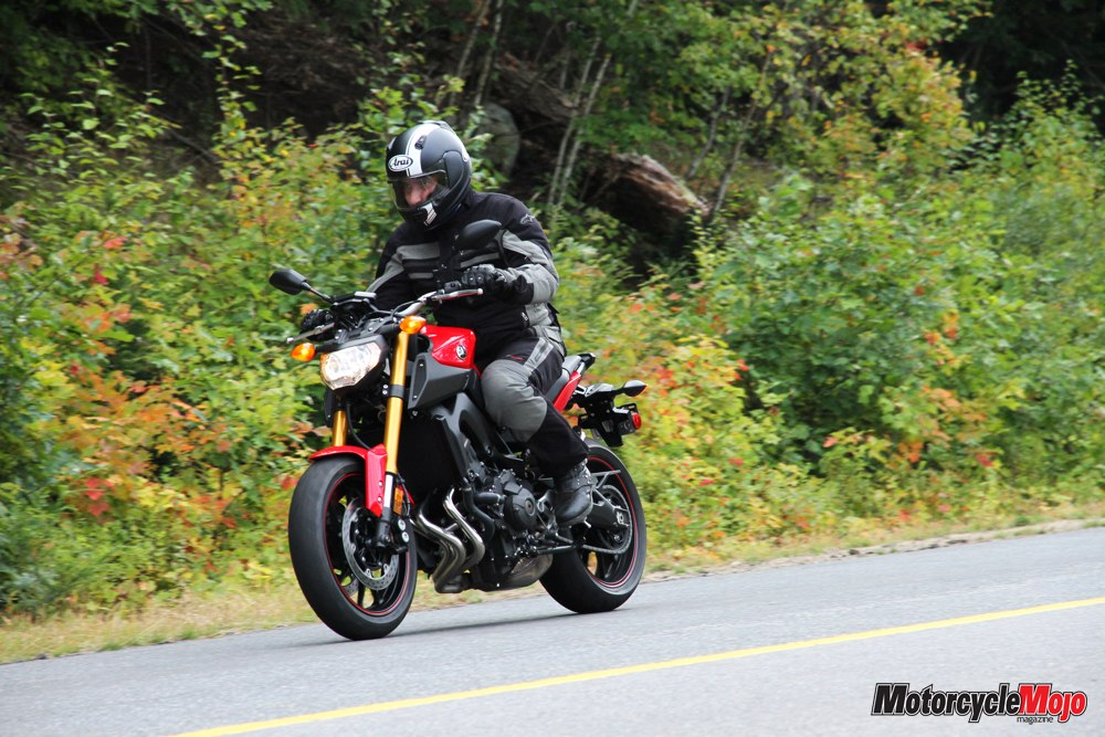 2014 Yamaha Fz 09 Review And Test Drive