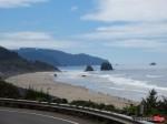 Cannon Beach at Haystack Rock