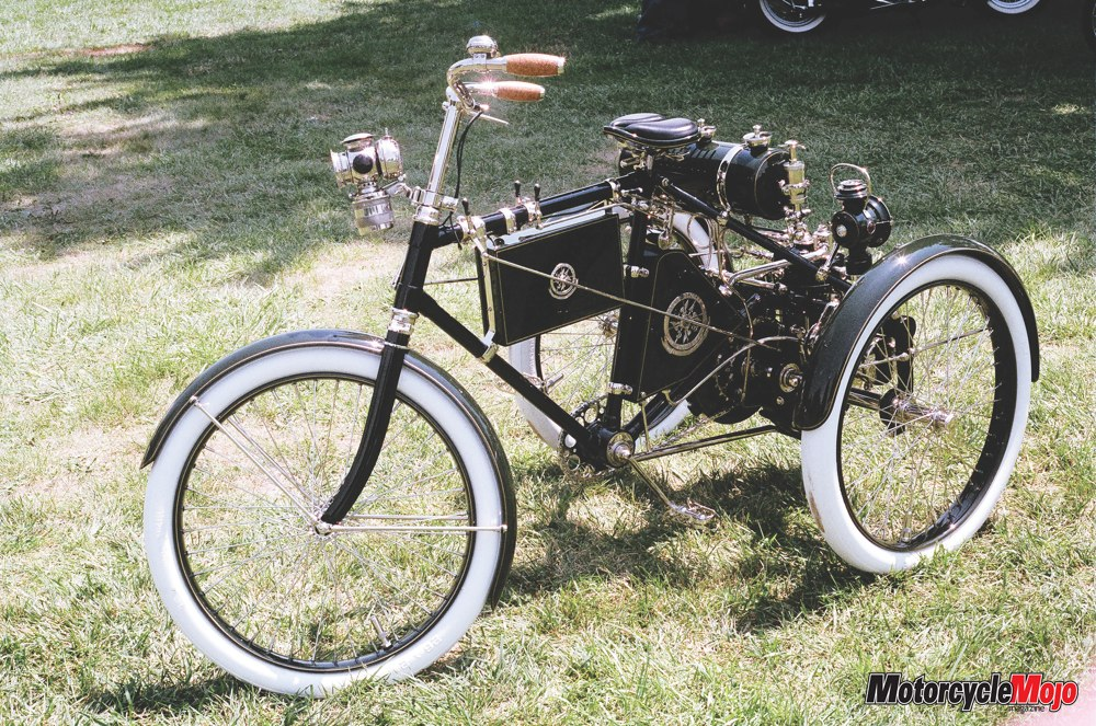 Orient Autogo Trike 115 Year Old Motorcycle