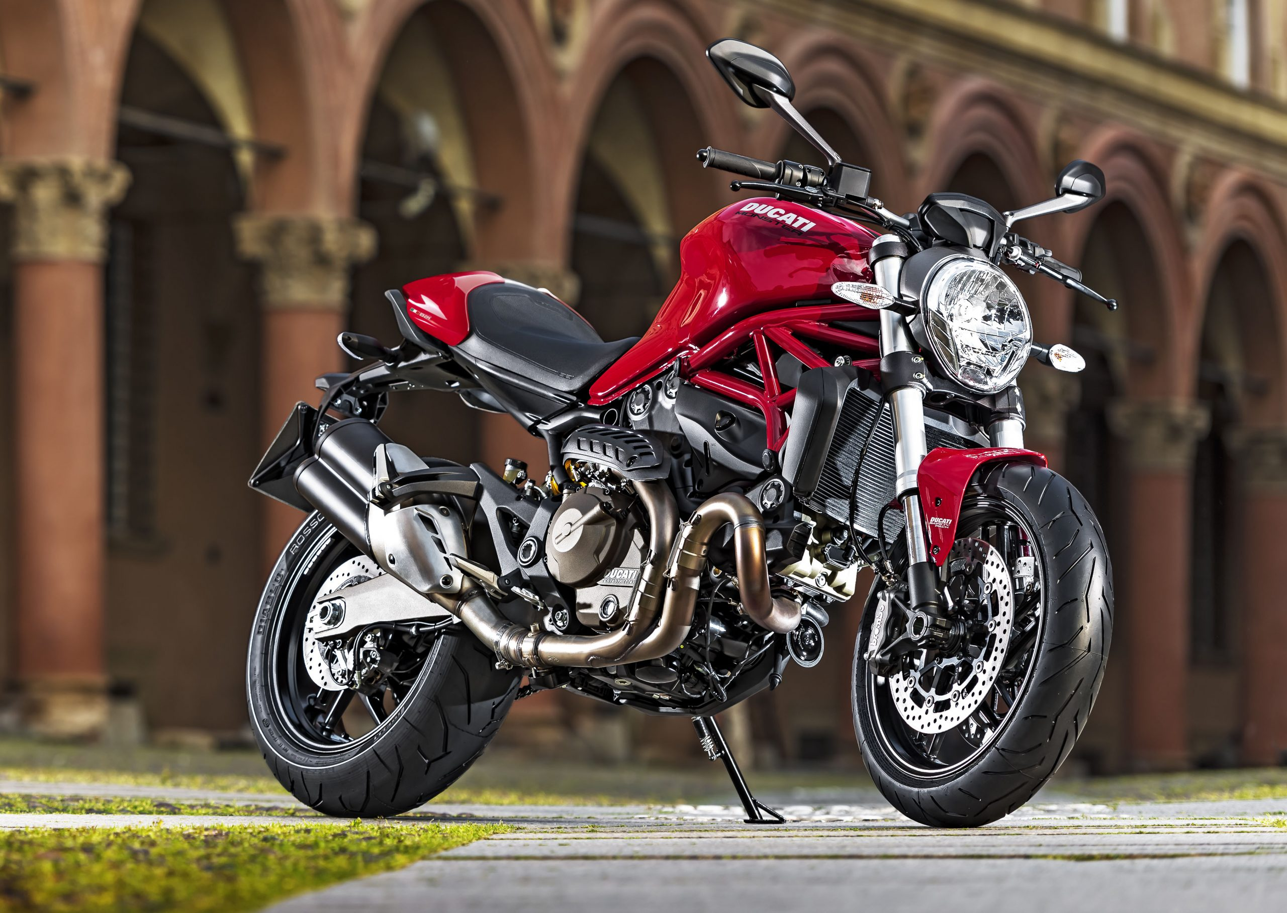 Ducati Announces New, Water-Cooled, 112-Horsepower Monster