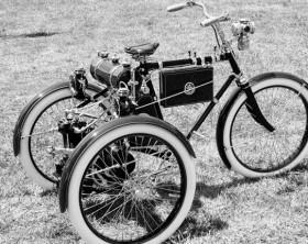 Orient Autogo Trike