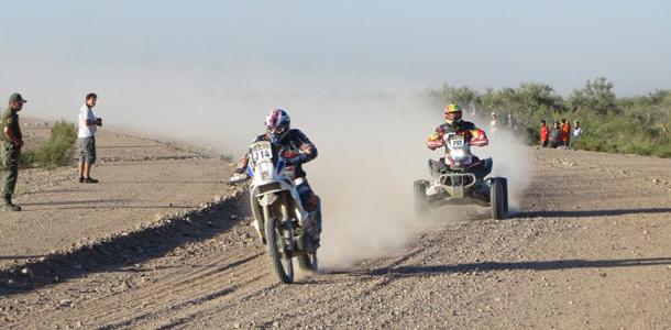 South America Dakar Rally