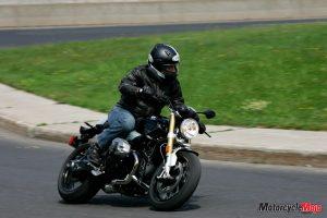 Test Ride BMW R nineT