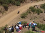 Spectating Dakar Rally
