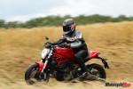 Test Ride Ducati MONSTER 821
