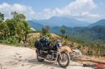 Mountain Road Vietnam