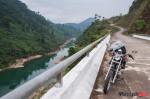 western road through Phong Nha 5, deep rivers