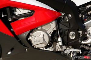 2015 BMW S1000RR engine
