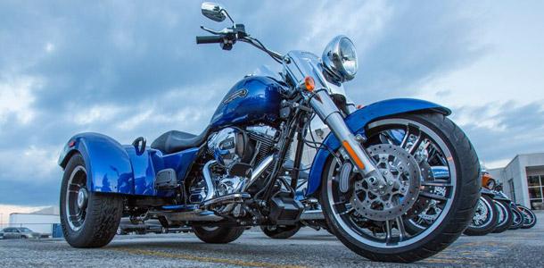 Harley Davidson Freewheeler Trike