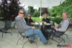 Bkfst with friends at St. Regis Restaurant