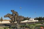 Cody Statue