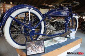 Vintage Motorcycle Museum