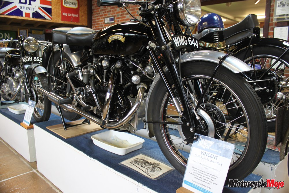a trip to the sammy miller motorcycle museum
