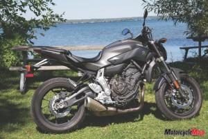 Yamaha FZ-09 review