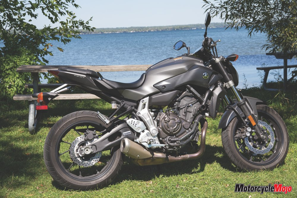 Review of the Yamaha FZ-07 and FZ-09