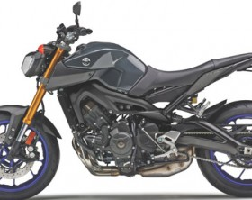 Yamaha 2014 FZ-09 Review
