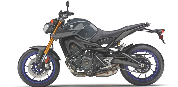 Yamaha 2014 FZ-09 Review