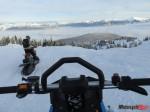 riding Timbersleds