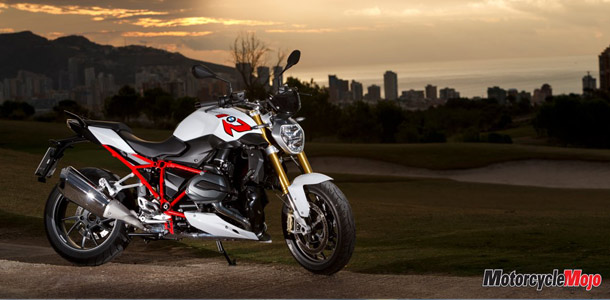 2015 BMW R1200R Review