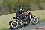 riding the Agusta Dragster RR