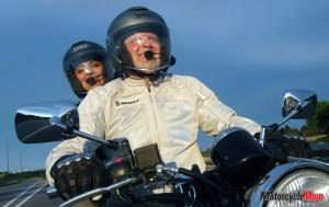 Algonquin park motorcycle joy ride