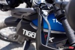 Tiger XCX Lever Detail