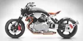 Featured Bike X132 Hellcat Speedster