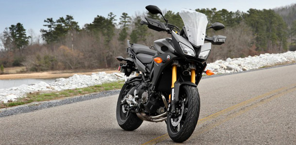 Yamaha fj-09 review