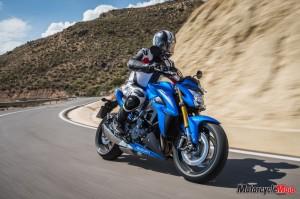 Test Ride Suzuki GSX-S1000