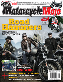 mojo august cover