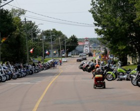 Shediac Motorcycle Rally