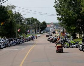 Shediac Motorcycle Rally