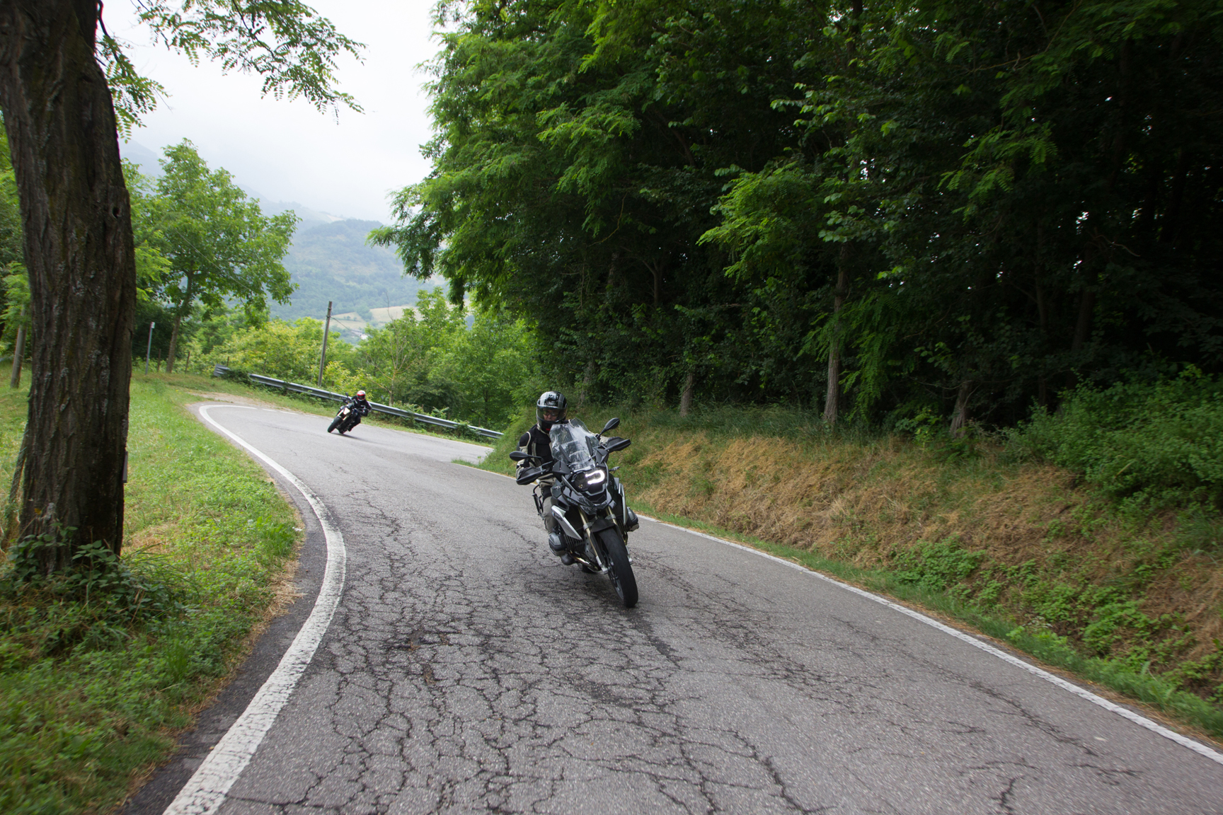 Italy Motorcycle Tour Ducati