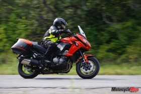 test ride Kawasaki Versys 1000