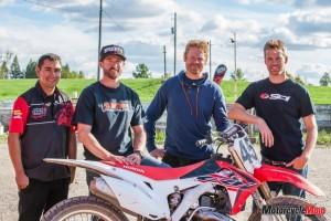 Honda Flat Track Rider Training