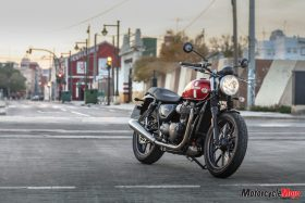 Review of Triumph Street Twin