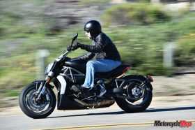 XDiavel Review