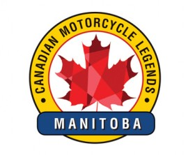 Manitoba Motorcycle Legends Logo